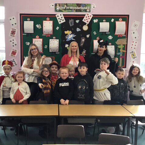 Class 3 World Book Day March 2021