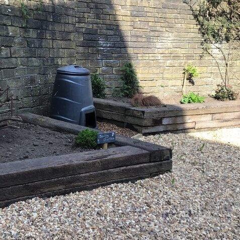 Mrs Warner's Secret Garden Update